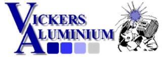 Vickers Aluminium
