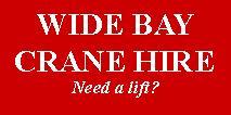 Wide Bay Crane Hire